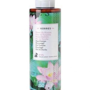 Korres Water Lily Blossom Suihkugeeli 250 ml