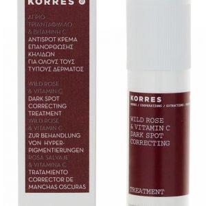 Korres Wild Rose Dark Spot Correcting Treatment 30 Ml