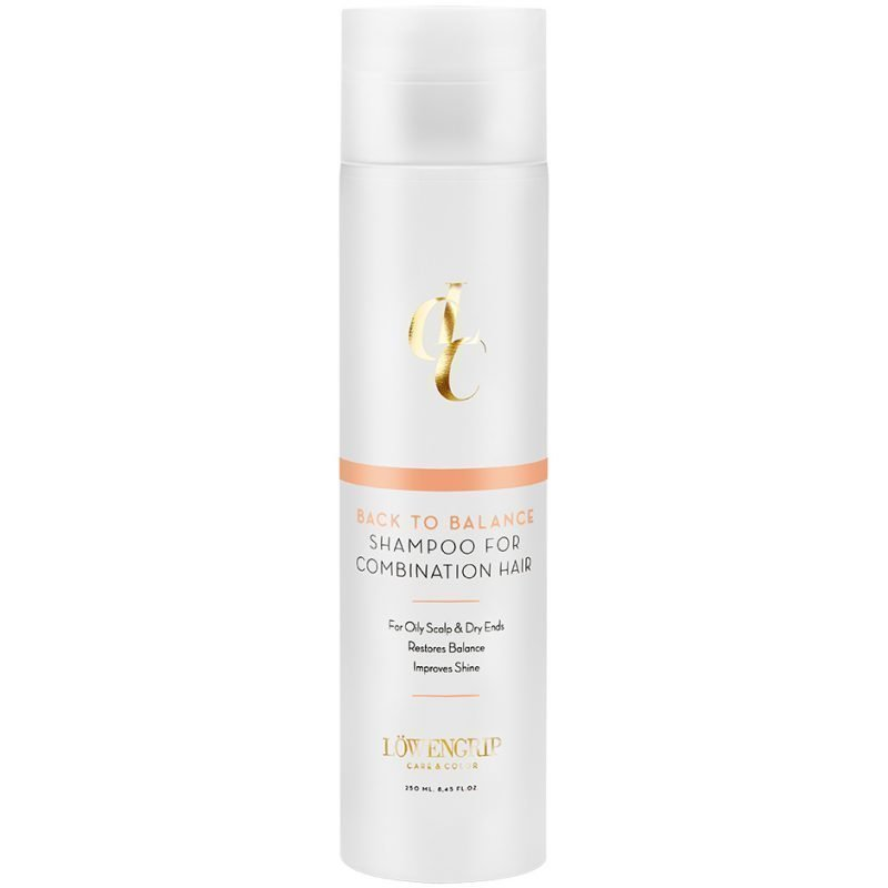 Löwengrip Care & Color Back To Balance Shampoo For Combination Hair 250ml