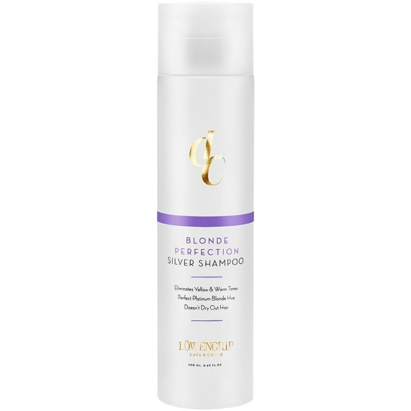 Löwengrip Care & Color Blond Perfection Silver Shampoo 250ml