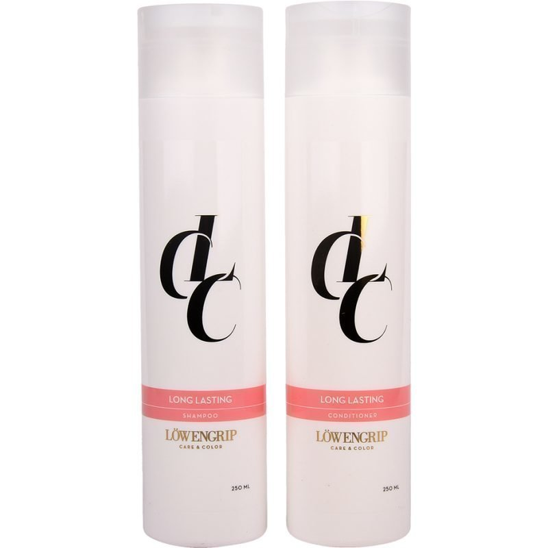 Löwengrip Care & Color LCC Long Lasting Duo  Shampoo 250ml Conditioner 250ml
