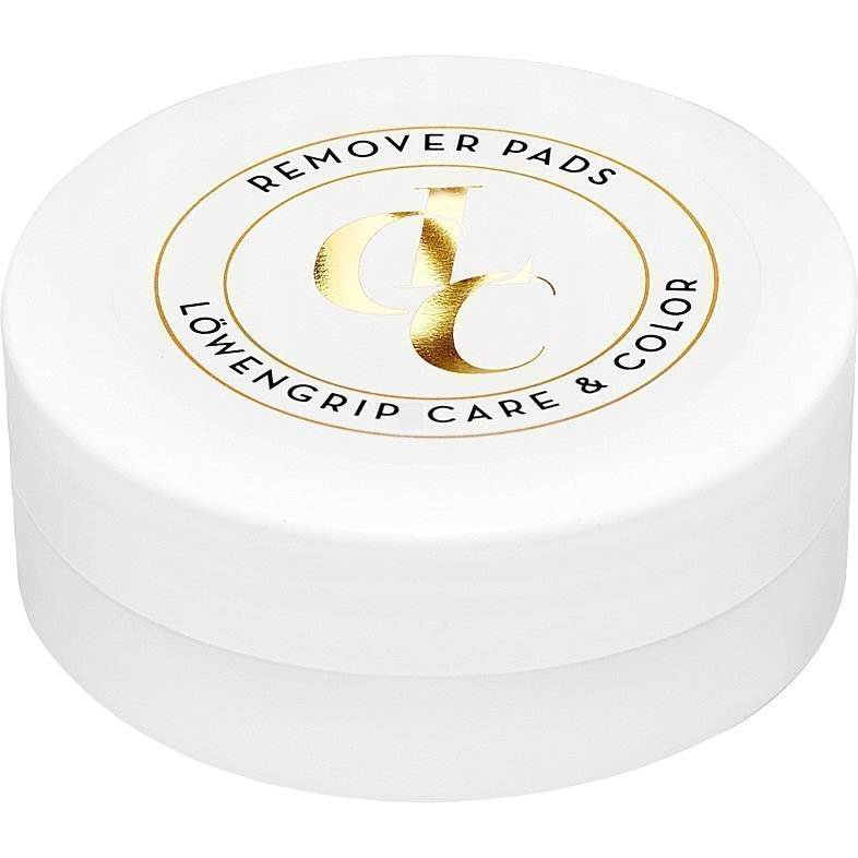 Löwengrip Care & Color Nail It Remover Pads 25st