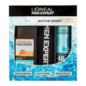 L'oréal Paris Men Expert Active Sport Christmas Gift