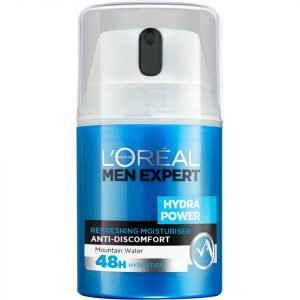 L'oréal Paris Men Expert Hydra Power Refreshing Moisturiser 50 Ml