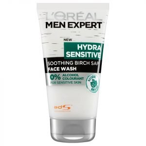 L'oréal Paris Men Expert Hydra Sensitive Face Wash 150 Ml