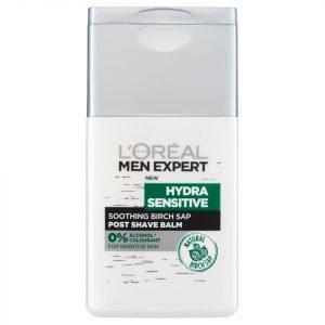 L'oréal Paris Men Expert Hydra Sensitive Post Shave Balm 125 Ml