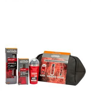 L'oréal Paris Men Expert The Gentleman's Wash Bag Christmas Gift