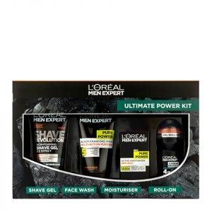L'oréal Paris Men Expert The Ultimate Power Christmas Gift