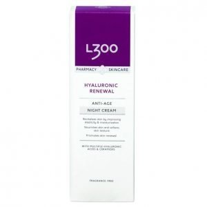 L300 Hyaluronic Renewal Anti-Age Yövoide 50 Ml