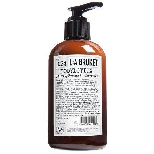 L:A Bruket Bodylotion Salvia/Rosmarin/Lavendel