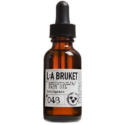L:A Bruket Face Oil Petitgrain