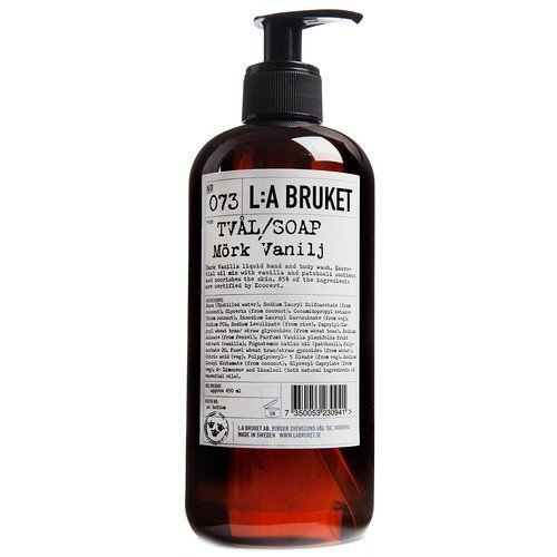 L:A Bruket Liquid Soap Mörk Vanilj 450 ml