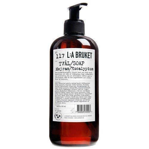L:A Bruket Liquid Soap Mejram/Eucalyptus 450 ml