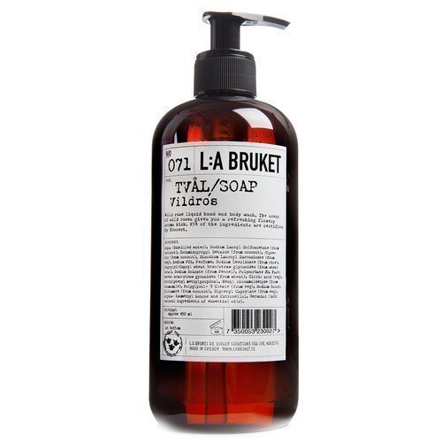 L:A Bruket Liquid Soap Vildros 250 ml