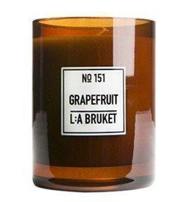 L:A Bruket Nr.151 Tuoksukynttilä Greippi 260g