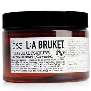 L:A Bruket Nr.63 Suolakuorinta Salvia/Rosmariini/Laventeli 350 ml