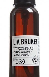 L:A Bruket Nr.89 Deospray Korianteri/Vetiveri 60 ml