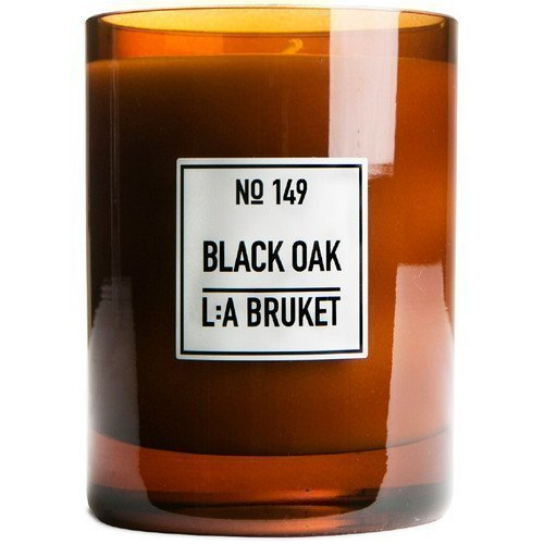 L:A Bruket Scented Candle Black Oak 50 g