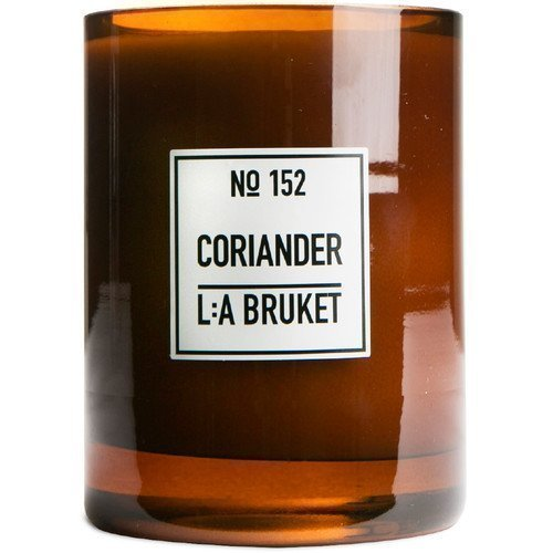 L:A Bruket Scented Candle Coriander 50 g