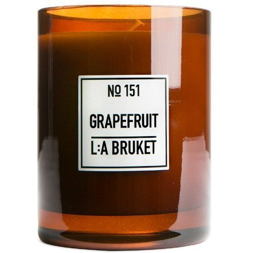 L:A Bruket Scented Candle Grapefrukt 50 g