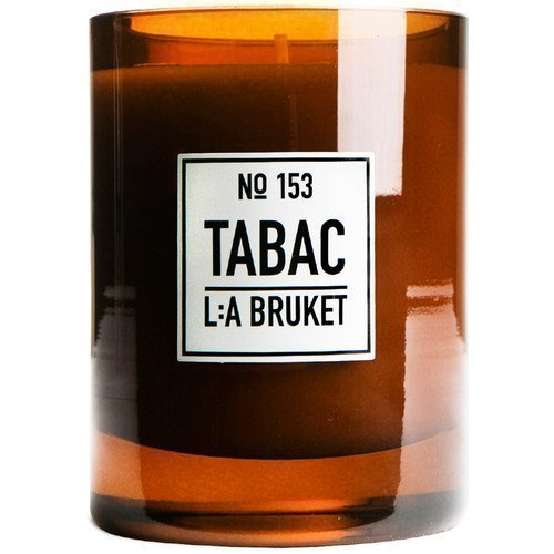 L:A Bruket Scented Candle Tabac 50 g