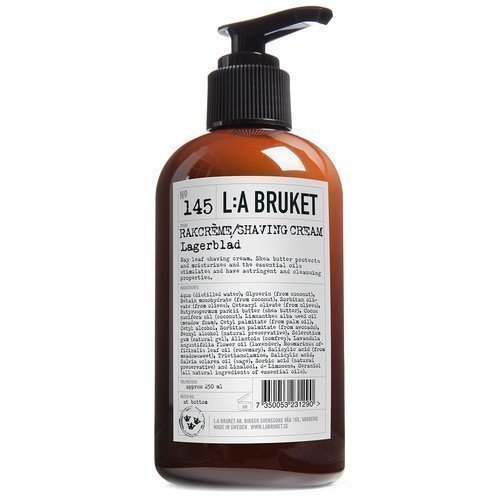 L:A Bruket Shaving Cream Shea Shave 60 ml