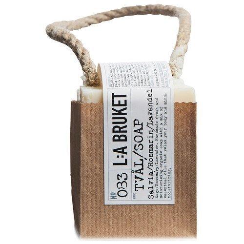 L:A Bruket Soap Salvia/Rosmarin/Lavendel