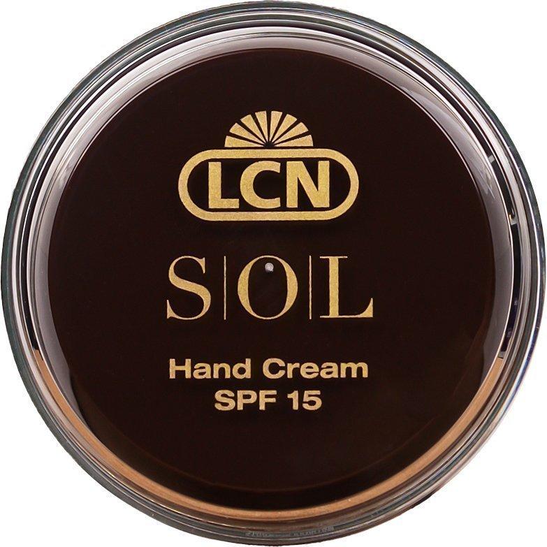 LCN SOL Hand Cream SPF15 50ml
