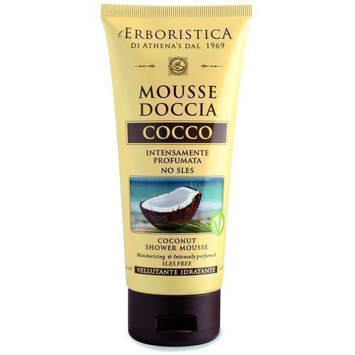 L'Erboristica Coconut Shower Mousse