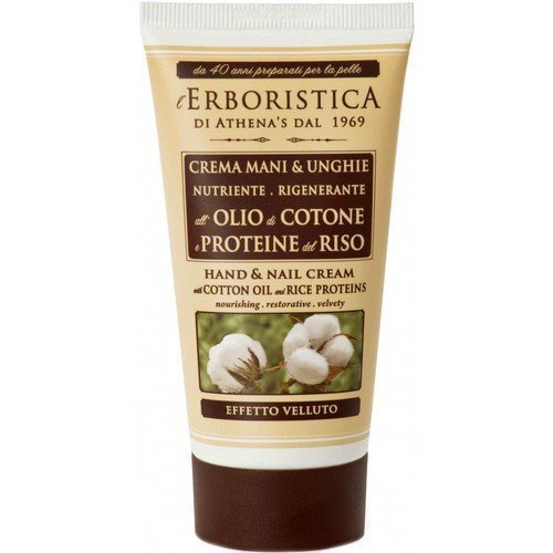 L'Erboristica Hand & Nail with Cotton Oil & Rice Proteins