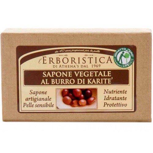 L'Erboristica Vegetable Soap Shea Butter