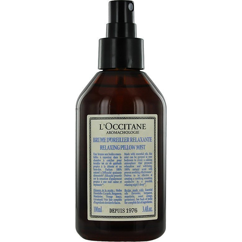 L'Occitane Aromachologie Relaxing Pillow Mist 100ml