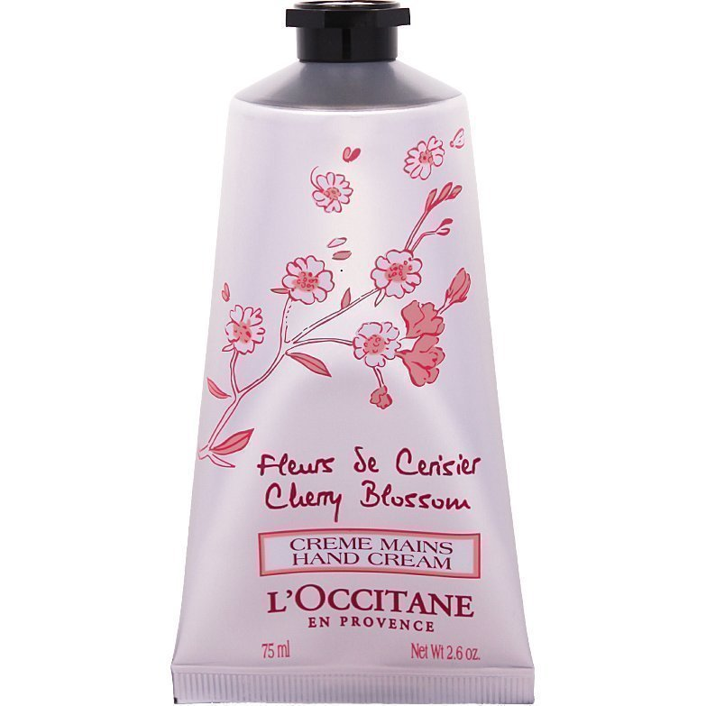 L'Occitane Cherry Blossom Hand Cream 75ml