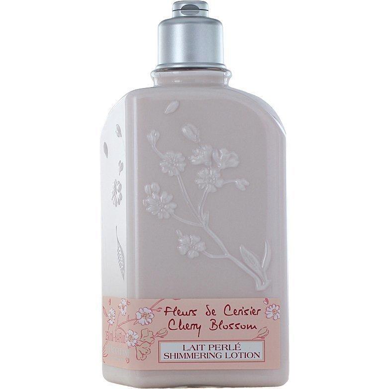 L'Occitane Cherry Blossom Shimmering Lotion 250ml