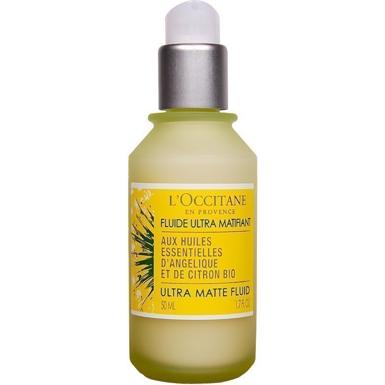 L'Occitane En Provence Ultra Matte Fluid 50ml