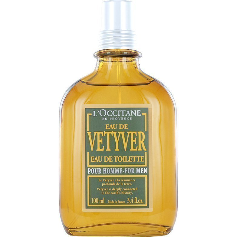 L'Occitane For Men Vetyver EdT Vetyver EdT 100ml