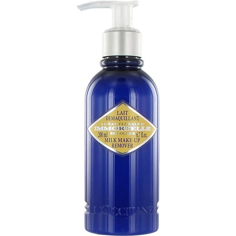 L'Occitane Immortelle Milk Makeup Remover 200ml