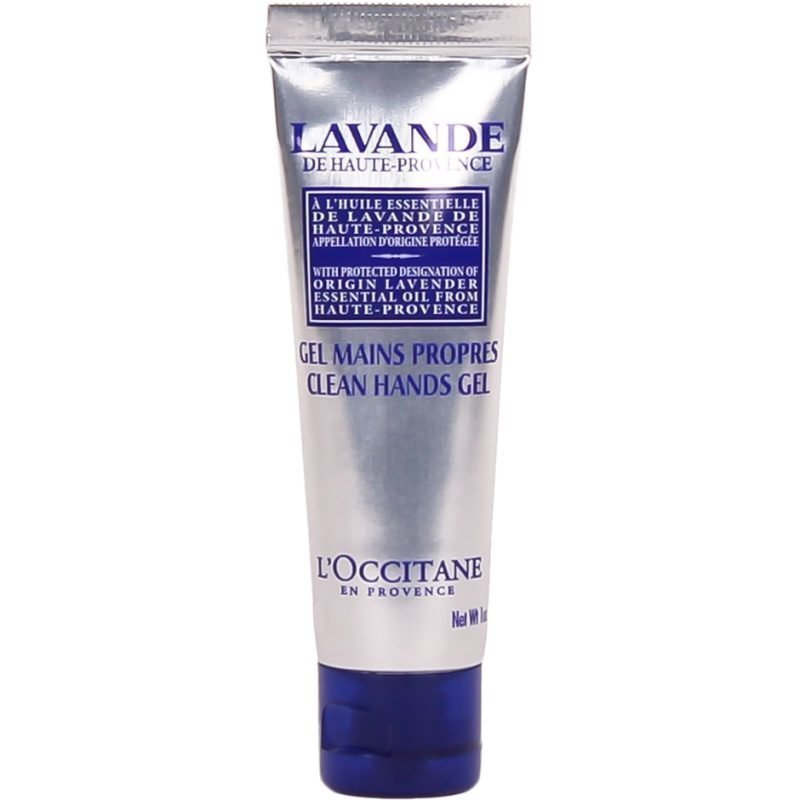 L'Occitane Lavender Clean Hand Gel 30ml