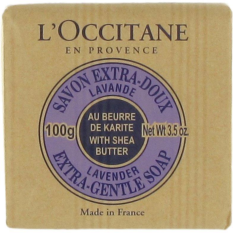L'Occitane   Lavender Extra Gentle Soap 100g