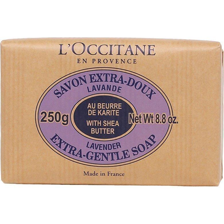 L'Occitane Lavender  Extra Gentle Soap 250g