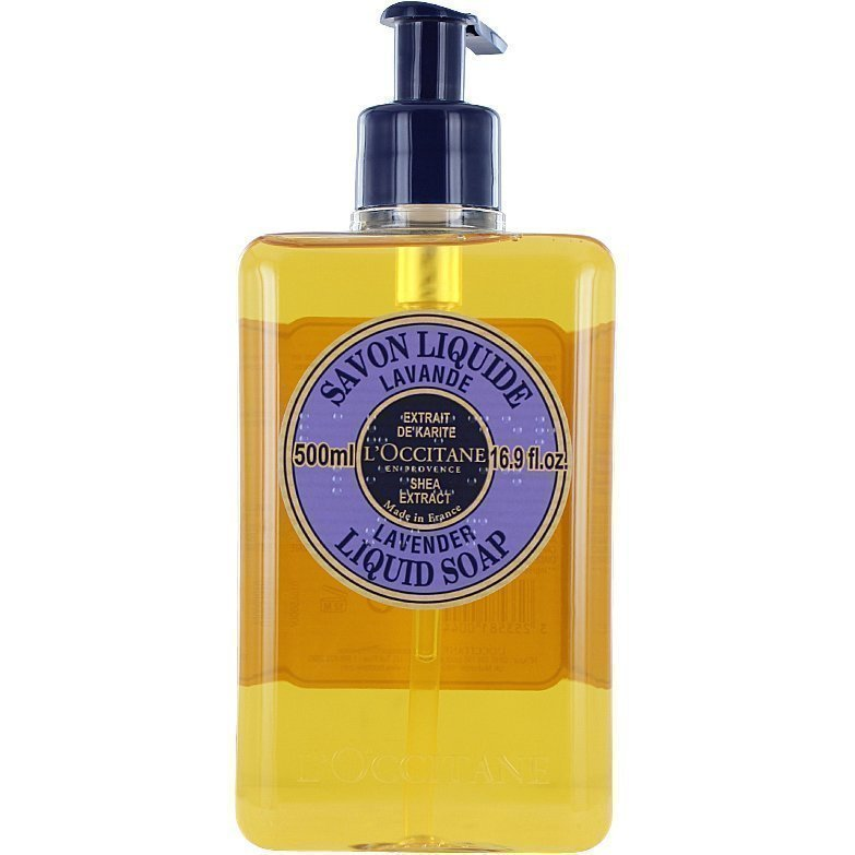 L'Occitane Lavender Liquid Soap 500ml