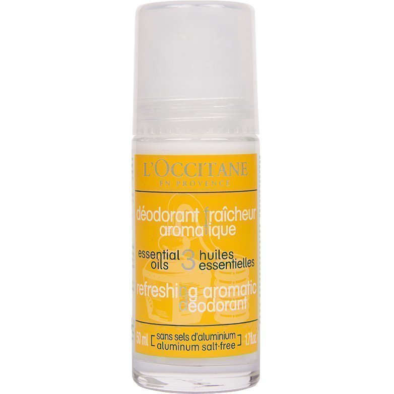 L'Occitane Refreshing Aromatic Deostick 50ml