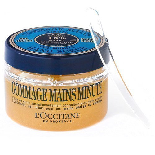 L'Occitane Shea Butter One Minute Hand Scrub