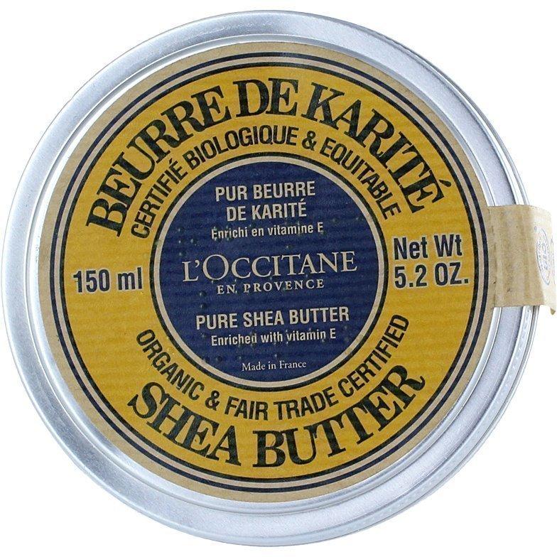 L'Occitane Shea Butter Pure Shea Butter 150ml