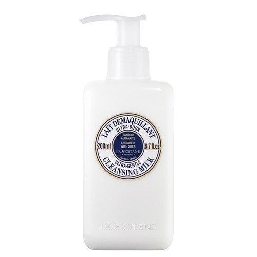 L'Occitane Shea Butter Ultra Gentle Cleansing Milk