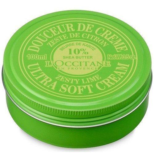 L'Occitane Shea Ultra Soft Cream Zesty Lime