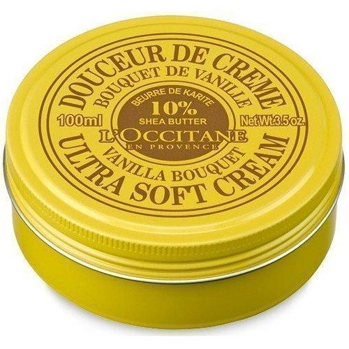 L'Occitane Shea Vanilla Bouquet Ultra Soft Cream