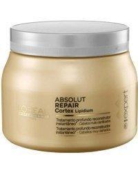 L'Oréal Absolut Repair Lipidium Masque 500ml