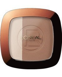 L'Oréal Glam Bronze Duo Powder 101 Blonde Harmony