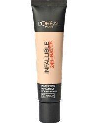 L'Oréal Infallible 24H Matte Foundation 11 Vanilla